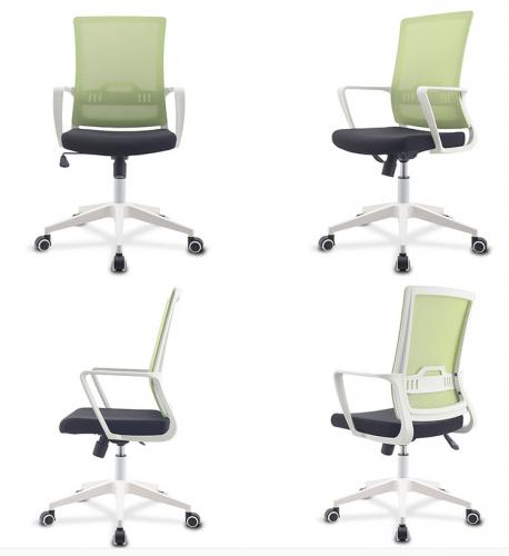 关于办公室椅如何正确调整高度姿势