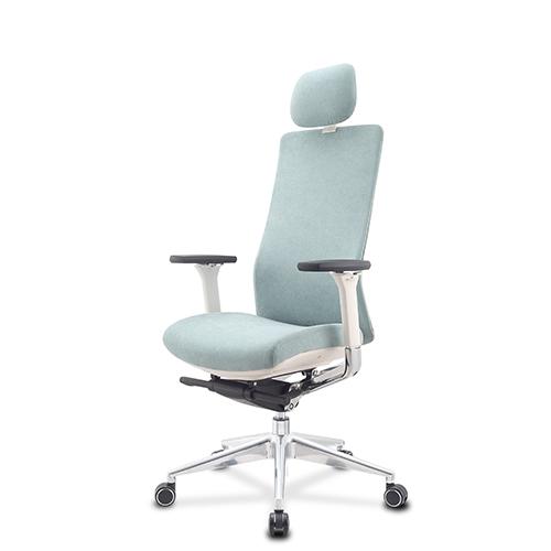 MS9008GATL-A-WH(BLUE)老板椅