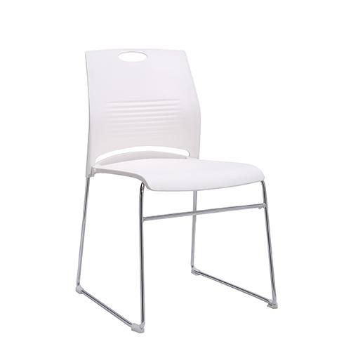 ST7001-C-WH 培训椅