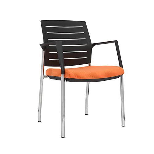 ST005A-A(ORANGE)培训椅