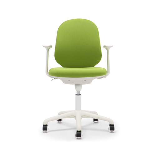 苏州PP603GATL-WH(GREEN)现代职员椅