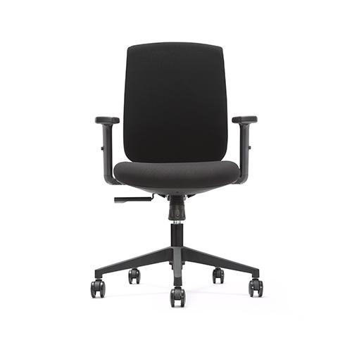 苏州PP605GATL-A-BK 经典职员椅