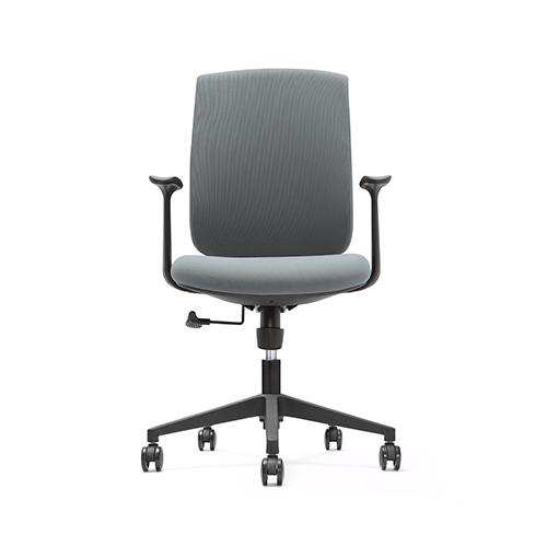 PP605GATL-B-BK 经典职员椅