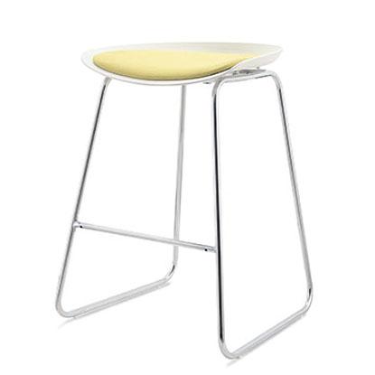BA7004H-A-WH 时尚吧椅