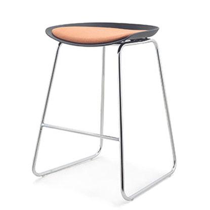 BA7004H-A-BK 时尚吧椅
