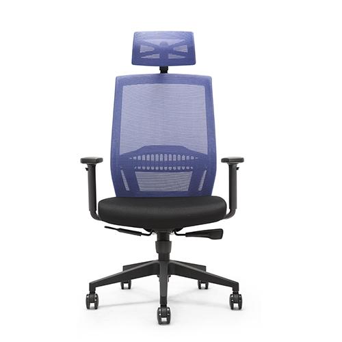 深圳MS8001GATL-B-BK(BLUE) 办公椅