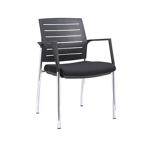 深圳ST005A-A(BLACK)培训椅