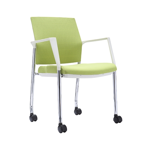 ST005A-L(GREEN) 培训椅