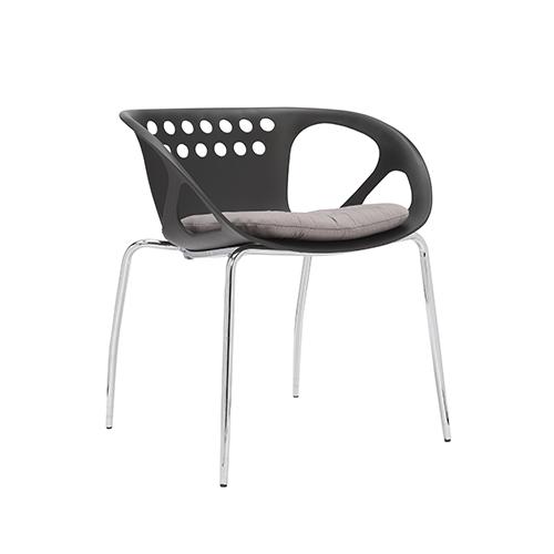 RL2000-ST(GREY) 休闲椅