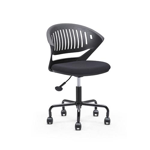 CK501G-B-BK(BLACK) 职员椅