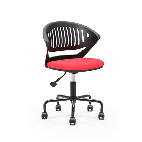CK501G-B-BK(RED) 职员椅