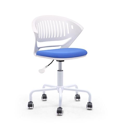 CK501G-B-WH(BLUE) 职员椅
