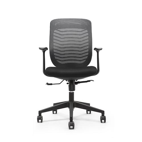 MS7002GATL-BK 职员椅