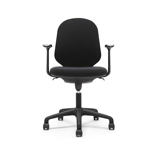 深圳PP603GATL-BK 现代职员椅
