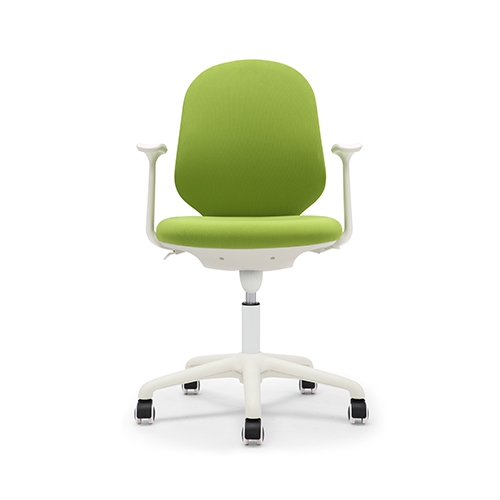 PP603GATL-WH(GREEN)现代职员椅