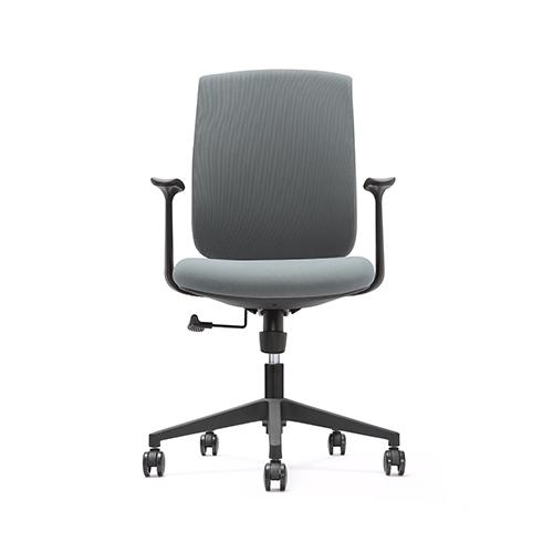 上海PP605GATL-B-BK 经典职员椅